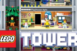 Weekly Time Waster – 'LEGO Tower'