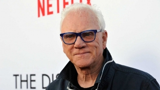 Malcolm McDowell on 'Bombshell,' The Beatles and 'A Clockwork Orange'