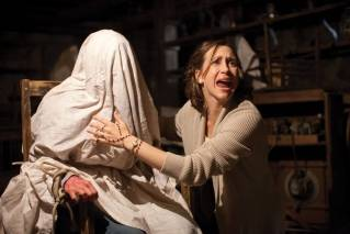The Conjuring' offers old-school frights