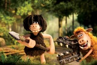 'Early Man' is right on time