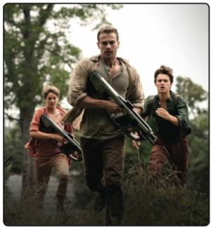The caste and the furious – 'Insurgent'