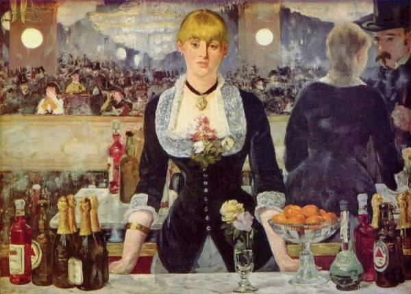 The art of Manet' screens at the Grand