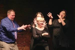 ImprovAcadia bringing laughs to Bangor