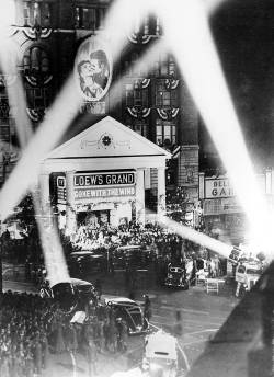 'Gone With the Wind' premiere sparked tension