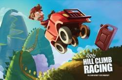 Weekly Time Waster – 'Hill Climb Racing'