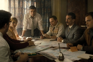 'Operation Finale' looks at real-life intrigue