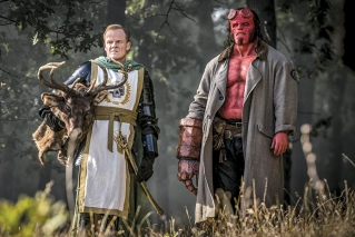 'Hellboy' is a hell of a mess