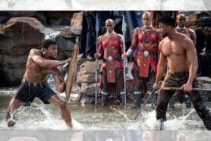 The brave brilliance of 'Black Panther'