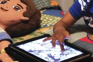 Kids, screens and parental guilt: Time to loosen up?
