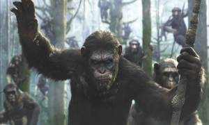 More monkey business – 'Dawn of the Planet of the Apes'
