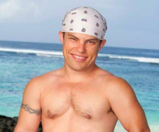 Survivor: One World contestant Leif Manson