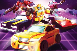 Weekly Time Waster - 'Transformers: Bumblebee Overdrive'