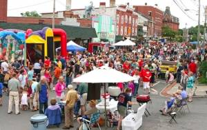 Take it to the street with the fifth annual Belfast Street Party