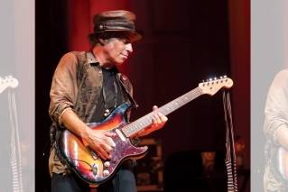 """Raw, reckless, and in the moment"" – Nils Lofgren's 'Blind Date Jam'"