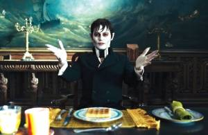Dark Shadows' an uninspiring effort