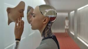 The I of the beholder – 'Ex Machina'