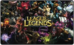 Little League of Legends