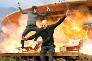 Shock for shock's sake - The Brothers Grimsby'