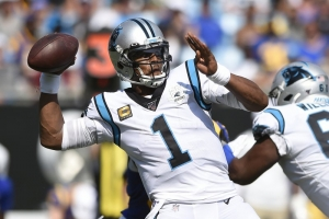 Patriots sign QB Cam Newton