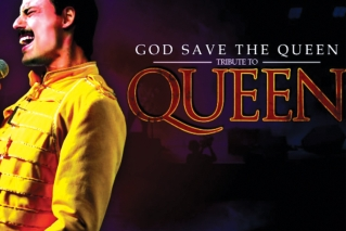 Queen fan pays tribute with original song 'God Save the Queen'