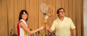 Play like a girl - 'Battle of the Sexes'