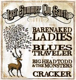 Barenaked Ladies announce 'Last Summer on Earth'