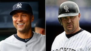 Derek Jeter, Larry Walker to lead 2020 Cooperstown class