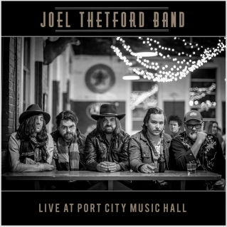 Joel Thetford Band releases killer live album to benefit Maine musicians