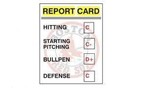 Red Sox Report Card – July