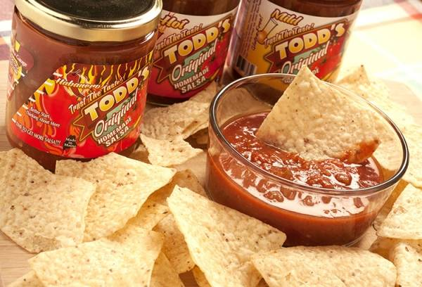 Todd's Original Salsa continues expansion with Hannaford's