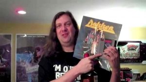 "Francis Hirsch of LaGrange holds an album by hard rock band Dokken. The 55-year old metal fan says he ""is still rockin' with Dokken"" more than 30 years after going through a ""life-altering"" experience at one of their concerts. The music fan says he has seen the band 57 times in total and will ""never stop rockin' with Dokken."""