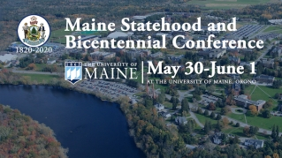 A celebration of statehood at UMaine