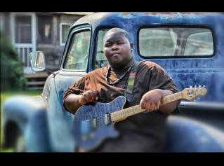 "Blues sensation Christone ""Kingfish"" Ingram, a teenage guitarist who's already toured Europe."