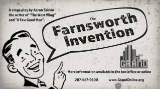 The Grand to present 'The Farnsworth Invention'