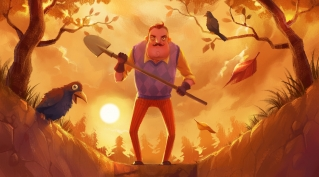 Weekly Time Waster - 'Hello Neighbor'
