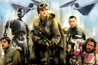 Weekly Time Waster - 'Rogue One: Boots on the Ground'
