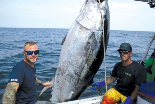 Two Maine fishermen featured in new season of 'Wicked Tuna'