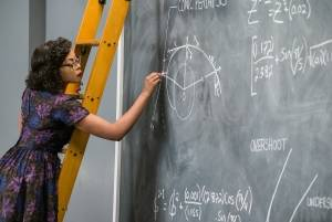 'Hidden Figures' a perfect launch