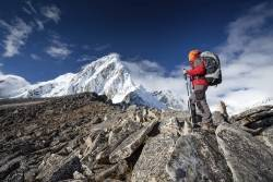 Trekking in Nepal offers adventure