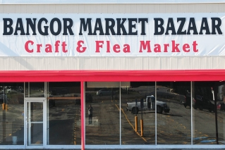 Bangor Market Bazaar opens on Hogan Road