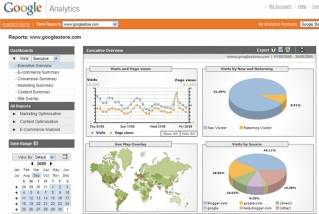 Become close friends with your web analytics