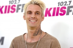Celebrity Slam - A bone to pick with Aaron Carter