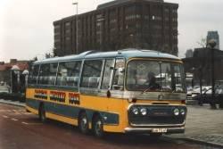 Magic Mystery Tour Bus