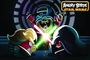 Weekly Time Waster - 'Angry Birds Star Wars'