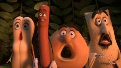 Wieners gone wild - 'Sausage Party'