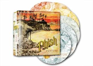 "Phish: in the groove on ""Ventura"""
