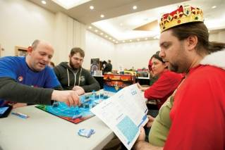 A decade of dice – SnowCon X