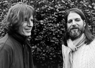 Jody Stephens, Luther Russell combine as Those Pretty Wrongs