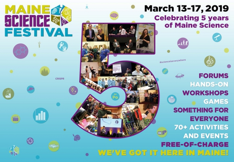 Science comes alive with MSF - Maine Science Festival to