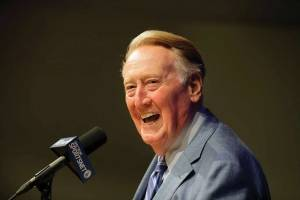 Vin Scully reflects on 67 seasons